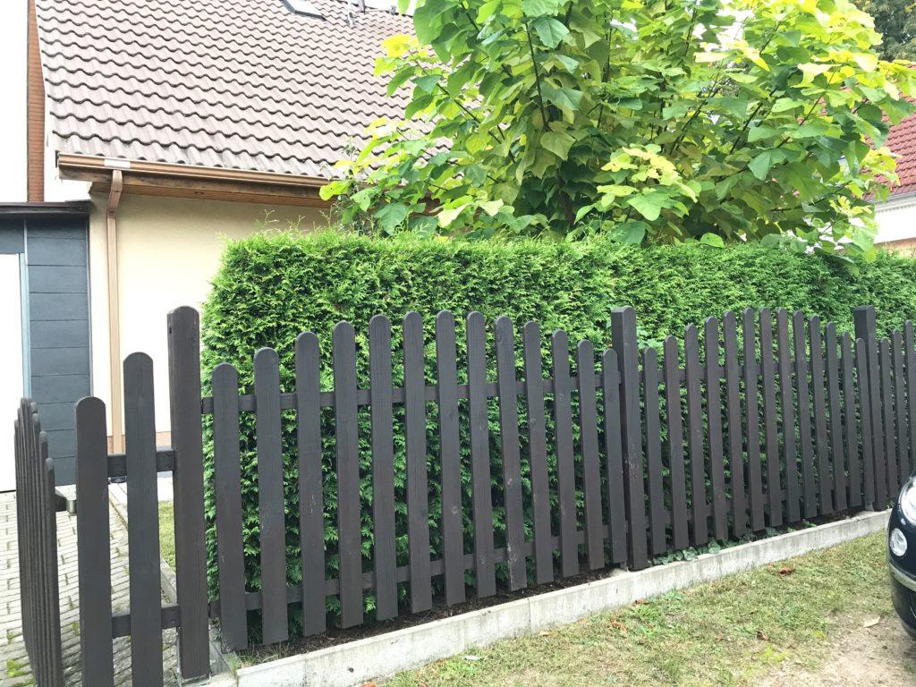 Was soll mir dieser Vorgarten sagen?
