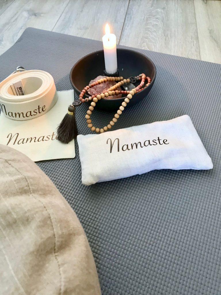 Vom kleinen Glück: Yoga