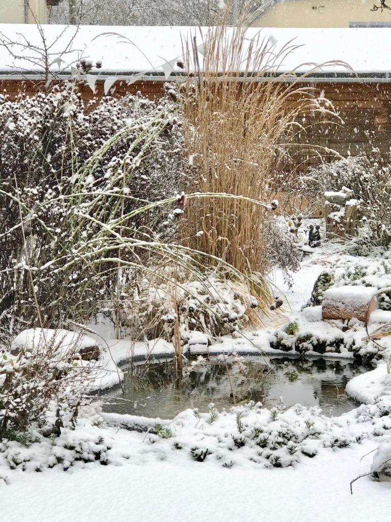 Vom kleinen Glück: Ein Schneetag