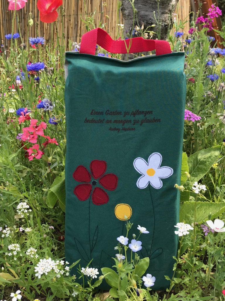 Gartenkniekissen von Frau Pratolina