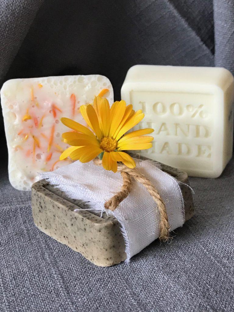 Pflegende Seife selber machen