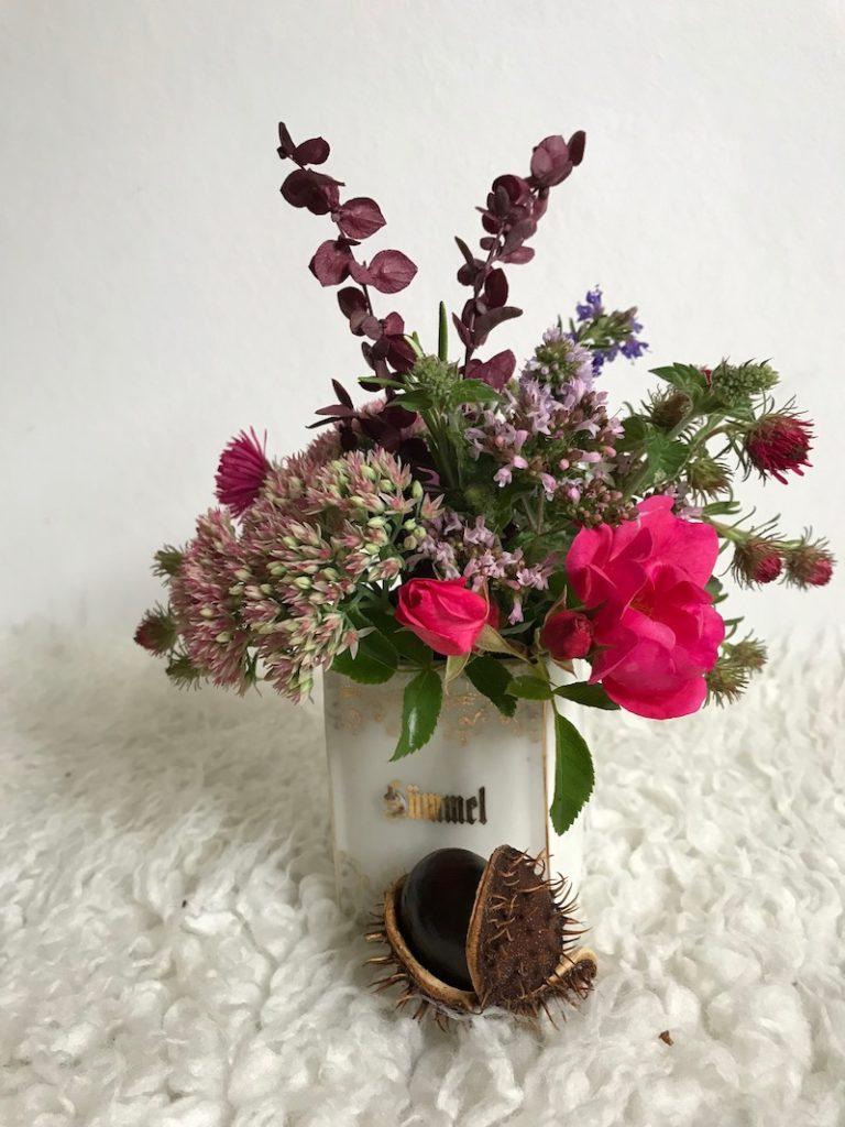 Blumen müssen sein