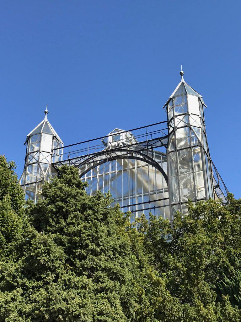 Goldene Herbsttage: Besuch  im Botanischen Garten