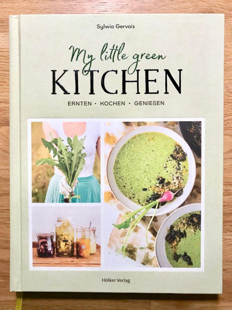 Buchtipp: My Little Green Kitchen von Sylwia Gervais
