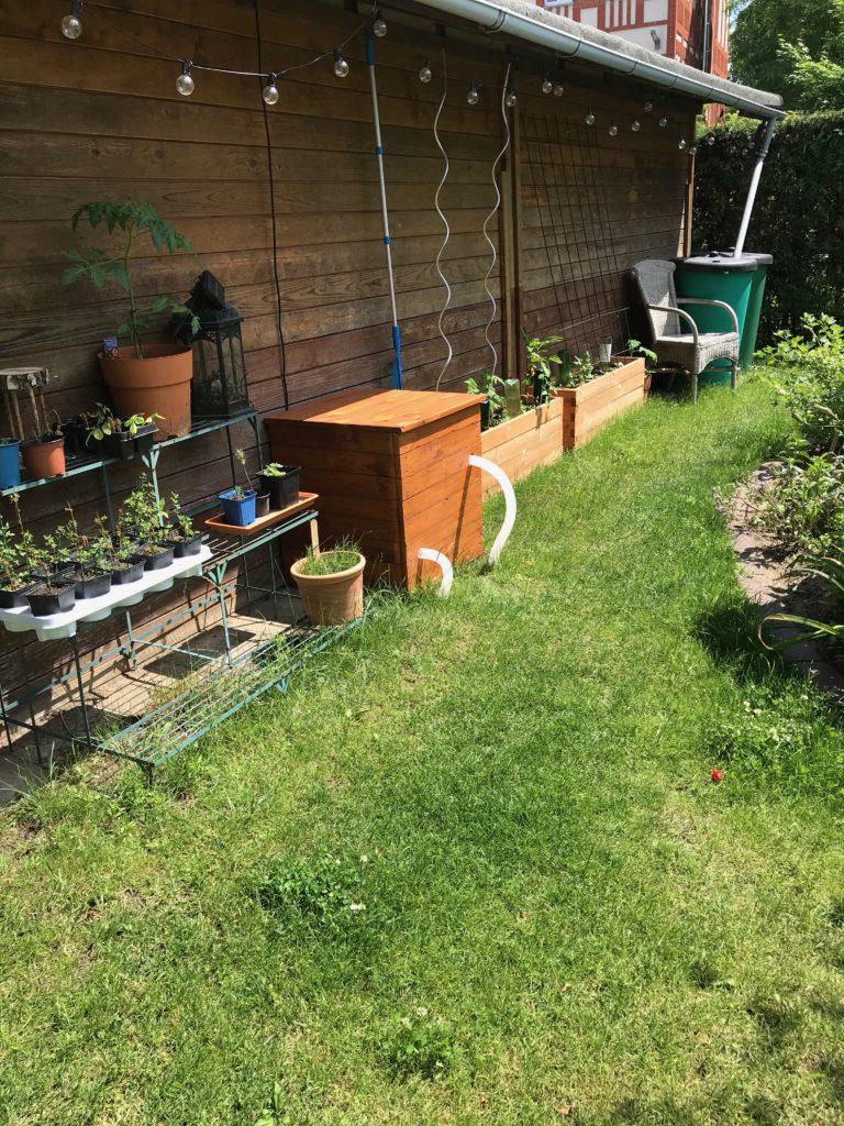 Zeit der offenen Gärten